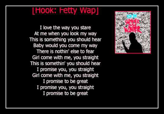 Promise Ringtone Download Free Kid Ink Feat Fetty Wap Mp3 And Iphone M4r World Base Of Ringtones