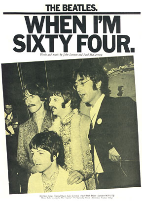 When I'm Sixty-Four Ringtone Download Free   The Beatles   MP3 And