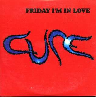Friday I'm In Love Ringtone Download Free | The Cure | MP3