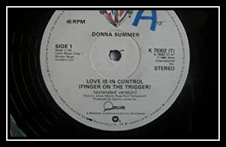 Love Is In Control (Finger On The Trigger) Ringtone Download Free