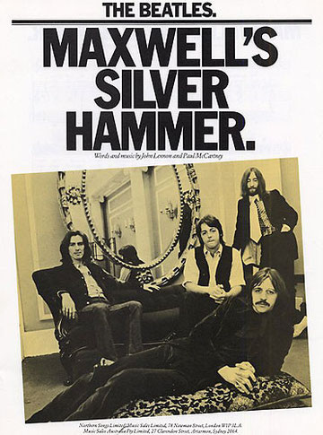 Maxwell's Silver Hammer Ringtone Download Free