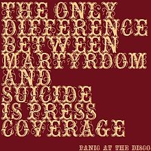 The Only Difference Between Martyrdom And Suicide Is Press Coverage Ringtone Download Free