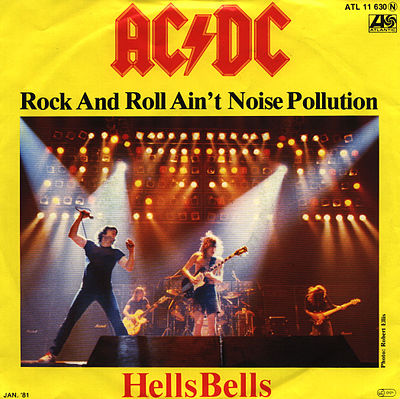 Rock And Roll Ain't Noise Pollution Ringtone Download Free