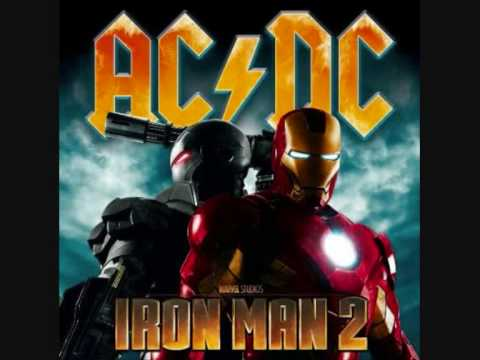 Thunderstruck (OST Iron Man 2) Ringtone Download Free