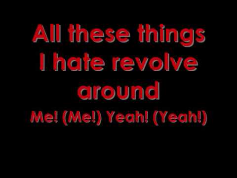 All These Things I Hate (Revolve Around Me) (Album Version) Ringtone Download Free