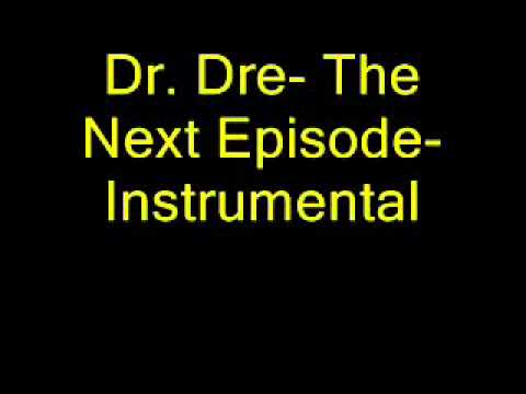 The Next Episode (Instrumental) Ringtone Download Free
