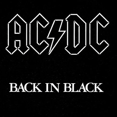 Back In Black Ringtone Download Free