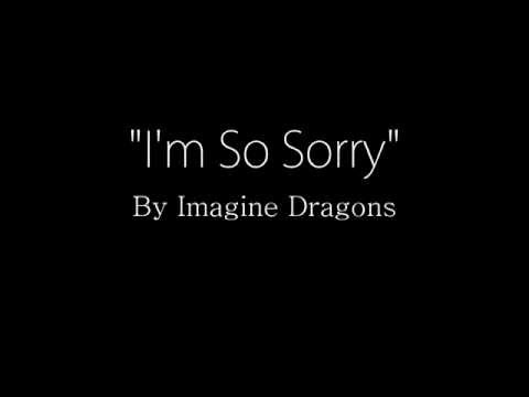 I'm So Sorry Ringtone Download Free