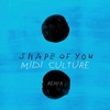 Shape Of You (Midi Culture Extended Remix) Ringtone Download Free