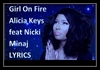 Girl On Fire Ringtone Download Free