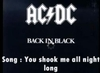 You Shook Me All Night Long Ringtone Download Free